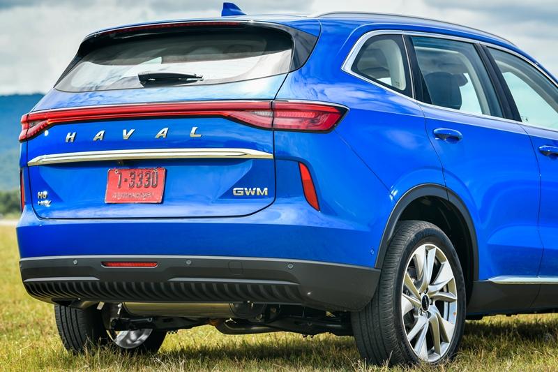 Highlight HAVAL H6 Hybrid