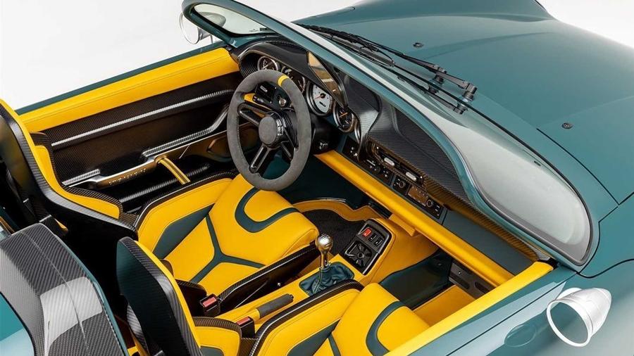 Porsche 993 Speedster Gunther