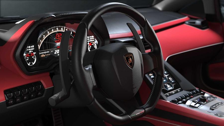 Lamborghini Countach LPI800 4