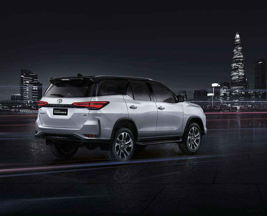 Toyota Fortuner GR Sport Launch