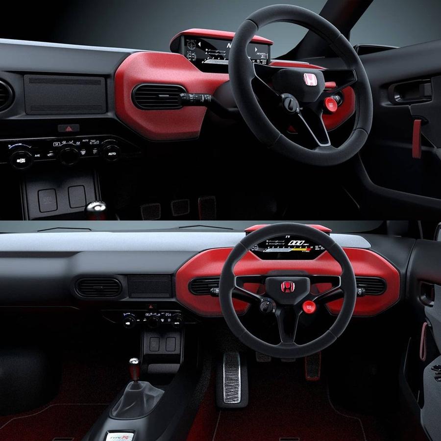 Honda Integra Type R 2022