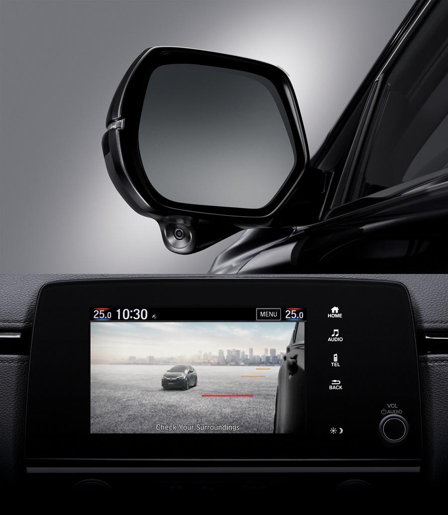 Honda CR V Black Edition