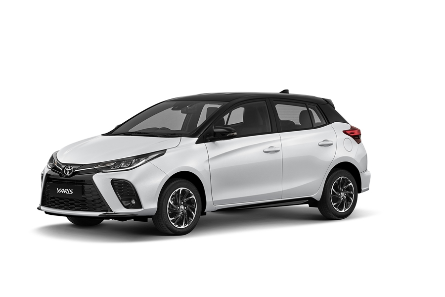 New Toyota Yaris 2021