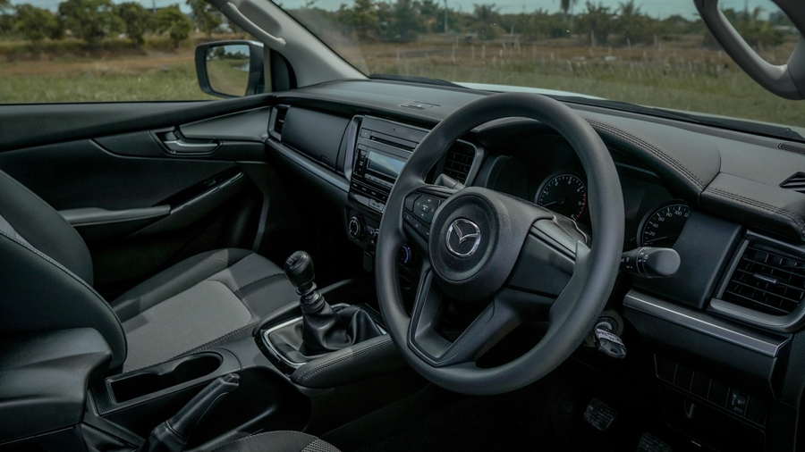 Review Mazda BT 50 1.9C Hi Racer