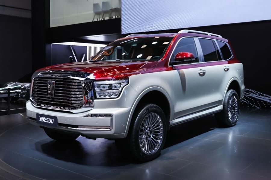Great Wall Motors Chengdu Motor Show 2021