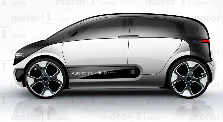Apple Develop Electric Car