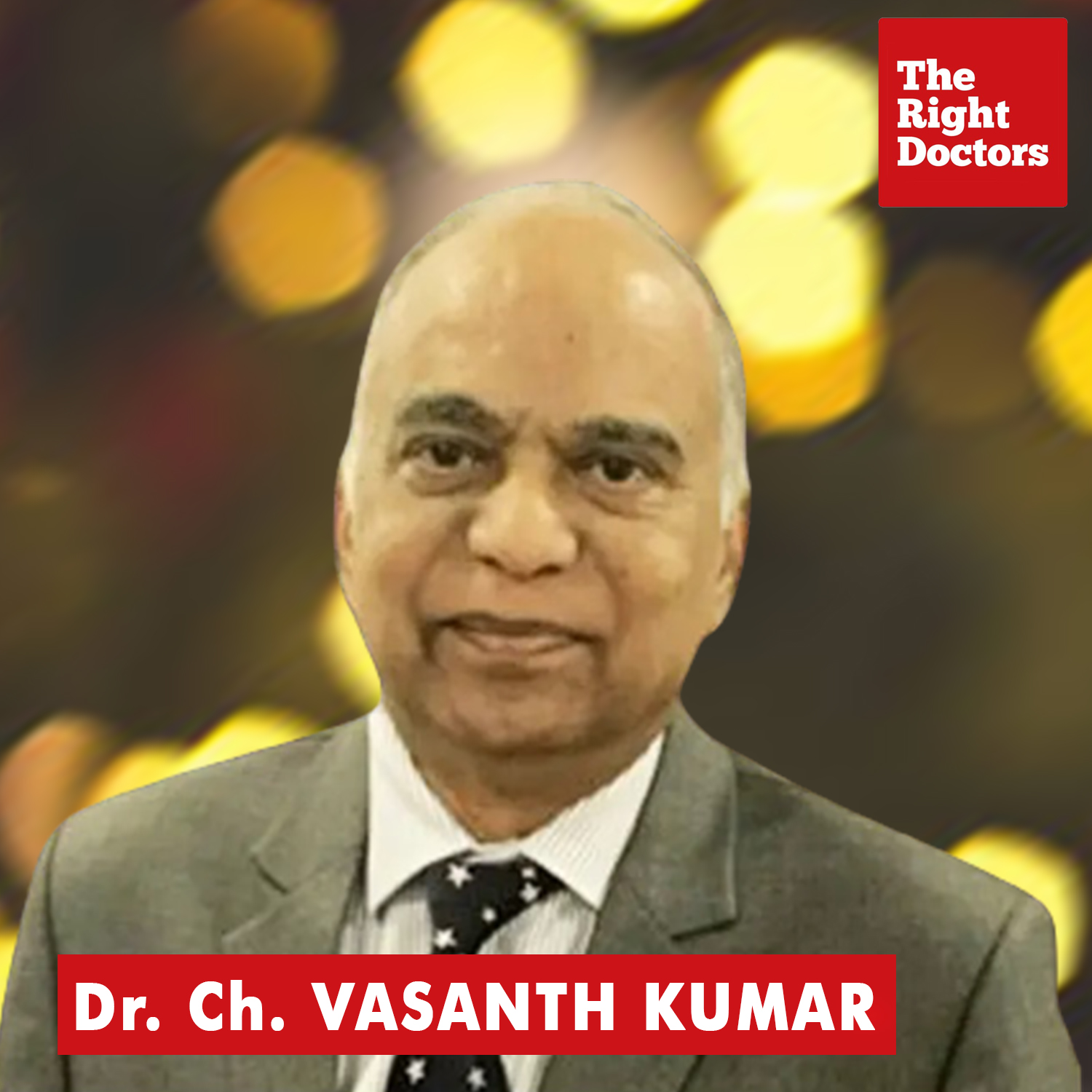 Insights on the current COVID-19 pandemic by Dr. Ch. Vasanth