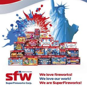 Superfireworks.us are a manufacturer and a wholesaler. The production of fireworks at our factories allows us to closely monitor the quality standards and safety standards of our products and control every step manufacturing. We create premium fireworks with the best colors, effects and pack our fireworks in unique cardboard boxes. Our goal is long-term relationship. Warehouse are centrally located in Indiana for convenient shipping across the USA or pick up. We have the best offer for you! You will not need to loan money. Our team offer to take products without prepayment and with 50% discount. The best chance for you! Superfireworks.us are waiting you. Sourse: https://superfireworks.us