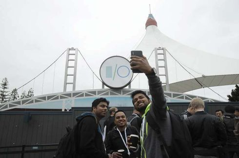 MOUNTAIN VIEW, Calif. (AP) — Google CEO Sundar Pichai kicked off the company's annual developer conference Tuesday with updates to Google's artificially intelligent voice assistant. It will get a series of updates this year, including one that lets it book rental cars and movie tickets.  Google says its assistant will be able to book cars and tickets using online forms on Android phones later this year. The technology behind this, called Duplex, was released to much fanfare last year when Google demonstrated it making a call to book a restaurant reservation.  The Google Assistant will also get shrunk down so that it can work directly on a phone, eliminating the need to communicate with Google's cloud servers to understand some commands. The phone-only capability will be available on new Pixel phones later this year.  The AI is also learning to offer more personal suggestions to users by learning common contact names and addresses.  Pichai also reiterated his intention to come up with more features to help make people's lives easier. The pledge made Tuesday before a crowd of about 7,000 computer programmers is part of Pichai's efforts to diversify Google beyond its roots as a search engine.  Google's search engine remains the main way that the company makes billions of dollars annually by selling digital ads that are targeted at the interests that people reveal through their search requests.  Google is expected to unveil several other products and other features during the conference, known as I/O, in Mountain View.   Source: https://www.msn.com/en-us/news/technology/google-promises-a-smarter-and-smaller-ai-assistant/ar-AAB2dGt