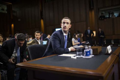 """The co-founder of Facebook is calling for the government to break up the tech giant in an op-ed article published in The New York Times Thursday morning.  """"The Facebook that exists today is not the Facebook that we founded in 2004,"""" Chris Hughes, who started Facebook with Mark Zuckerberg in their Harvard dorm, told NBC News following the publication of his op-ed article on the same topic.  """"And the one that we have today I think is far too big. It's far too powerful. And most importantly, its CEO, Mark Zuckerberg, is not accountable,"""" Hughes said of his former business partner, whom he still called a """"friend.""""  For more on this interview, tune in to NBC Nightly News with Lester Holt at 6:30 p.m. ET.  """"I have been friends with Mark and a lot of the other folks at Facebook for a long time. And you know, who knows? We may still be friends, we may not be friends. There are some kinds of friends that you can have disagreements with. And then there are some friends that you can't,"""" Hughes said.  Hughes joins a growing chorus of privacy advocates and politicians from the right and the left, including Sen. Elizabeth Warren, D-Mass., a presidential candidate, and Sen. Ted Cruz, R-Texas, who have called for federal antitrust action against Facebook.  The mood in Washington has soured against the former tech darling in recent years following the leaks of millions of its users' personal information and the disclosure that its platform had been manipulated by Russian propagandists to spread misinformation and undermine democracy.  More than a dozen Congressional hearings have produced apologies from Zuckerberg, executives and lawyers, and commitments to prevent further harm, but watchdogs don't believe the company has gone far enough and argue that it is abusing its power.  In March, Warren said she would call for federal regulators to """"unwind anti-competitive mergers"""" as president, including forcing Instagram and WhatsApp to once again spin off from Facebook. She also called fo"""