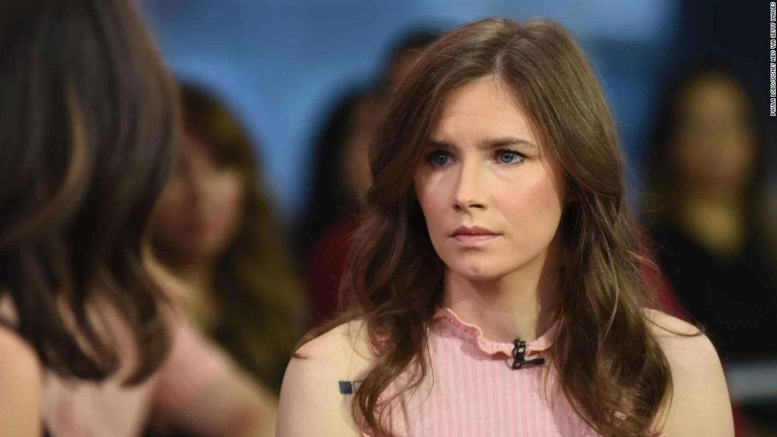 """Amanda Knox once told reporters she would never """"willingly"""" go back to Italy, after a retrial in 2014 saw her convicted for a second time of the murder of British student Meredith Kercher.  However, the American former exchange student has announced her plans to return to the country in order to speak at a criminal justice conference, after Italy's Supreme Court overturned her conviction in 2015. Knox will speak at the Criminal Justice Festival in Modena, in northern Italy, which is being organized by the Italy Innocence Project and the Camera Penale di Modena, an association of lawyers. The festival will run from June 13 to 15. """"The Italy Innocence Project didn't yet exist when I was wrongly convicted in Perugia,"""" Knox wrote on Twitter. """"I'm honored to accept their invitation to speak to the Italian people at this historic event and return to Italy for the first time."""" Guido Sola, one of the festival's organizers, told CNN: """"Amanda Knox is the icon of trials that the media carry out before the trial in court is conducted."""" """"Amanda has been definitively acquitted in court, but in the popular imagination she is still guilty, because she has been the victim of a barbaric media trial.""""  Knox will take part in a panel titled """"Trial by Media,"""" alongside Martina Cagossi, program manager of the Italy Innocence Project, Andrea Mascherin, president of Italy's bar association and Vinicio Nardo, president of Milan's bar association. Cagossi told CNN that she personally invited Knox after meeting her in Atlanta through the Innocence Network. """"Amanda always said that she wanted to return to Italy. And now the moment has come,"""" Cagossi said. Meredith Kercher was a British exchange student living in Perugia.  Meredith Kercher was a British exchange student living in Perugia. In 2007, Knox was arrested alongside her then-boyfriend, Raffaele Sollecito, after the murder of her housemate, Meredith Kercher. The body of Kercher, 21, was found in the apartment she shared with Knox in Per"""