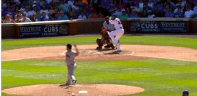 Javy Báez earned his nickname of El Mago. Check out this highlight reel of some of Baez's most magical slides and steals.