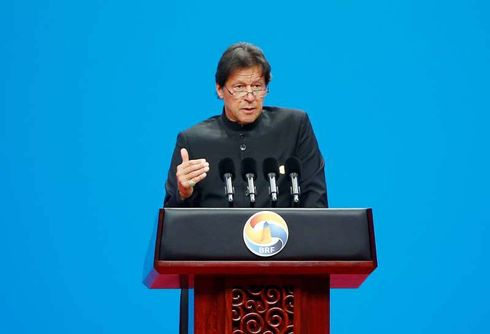 """Source: https://www.msn.com/en-us/news/world/pakistan-pm-warns-against-war-in-region-amid-iran-tensions-with-us-saudi/ar-AABTKZ5Pakistani Prime Minister Imran Khan warned against the risk of conflict in the region, following a visit to Islamabad by Iranian Foreign Minister Javad Zarif as tensions between Washington and Tehran escalated.  Strains have increased between Iran and the United States, which is a firm backer of Tehran's regional rival Saudi Arabia, in the wake of this month's attack on oil tankers in the Gulf region that Washington has blamed on Iran.  Tehran has distanced itself from the bombings, but the United States has sent a aircraft carrier and an extra 1,500 troops to the Gulf, sparking concerns about the risks of conflict in a volatile region.  Khan, who has been seeking to improve Pakistan's strained relations with neighbor Iran, said he was concerned about the """"rising tensions in the Gulf"""", but did not specifically name the United States or Saudi Arabia.  """"He underscored that war was not a solution to any problem,"""" Khan's office said in a statement late on Friday, citing the premier.  """"Further escalation in tensions in the already volatile region was not in anyone's interest. All sides needed to exercise maximum restraint in the current situation.""""  Washington has been seeking to increasingly tighten sanctions against Iran, as relations continue to worsen under President Donald Trump.  At the end of the two-day visit to Pakistan, Zarif told Iranian state-run newswire IRNA that U.S. allegations against Tehran were increasing tensions.  """"These actions are also a threat to global peace and stability,"""" he said.  Earlier this month, four tankers, including two belonging to Saudi Arabia, were bombed near the United Arab Emirates' Fujairah emirate, one of the world's largest bunkering hubs, located just outside the Strait of Hormuz.  Washington has accused Iran's Revolutionary Guards of carrying out the attacks, and the Trump administration has declare"""