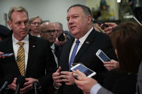 """The Trump administration on Friday notified Congress it plans to sell $8.1 billion worth of weapons to Saudi Arabia, Jordan and the United Arab Emirates without congressional approval — a move that has incensed members from both parties who have sought to cut off military aid for the Saudi-led coalition fighting Iranian-backed rebels in Yemen.  The decision covers 22 pending transfers of munitions, aircraft parts, and other supplies """"to deter Iranian aggression and build partner self-defense capacity,"""" Secretary of State Mike Pompeo said in a statement. """"These sales will support our allies, enhance Middle East stability, and help these nations to deter and defend themselves from the Islamic Republic of Iran.""""  Normally such sales are subject to congressional approval. But Trump is using a loophole in the Arms Export Control Act that allows him to bypass the process in case of emergency. The move is similar to Trump's declaration of a border emergency this year, which allowed him to divert military funds to pay for border barriers.  Pompeo, who cited previous instances in which the arms sales authority was used by Presidents Ronald Reagan and Jimmy Carter, said the step was critical to help allies maintain their armed forces in a period of """"increasing regional volatility."""" And he lashed out at Congress for delaying the shipments.  """"These national security concerns have been exacerbated by many months of Congressional delay in addressing these critical requirements, and have called into doubt our reliability as a provider of defense capabilities, opening opportunities for U.S. adversaries to exploit,"""" Pompeo said.  But he insisted that the decision would be """"a one-time event.""""  """"This specific measure does not alter our long-standing arms transfer review process with Congress,"""" he insisted.  Nonetheless, the move was deeply unpopular on Capitol Hill, where lawmakers have sought to halt arms sales to the Saudi-led coalition fighting Houthi rebels in Yemen. The coalition"""