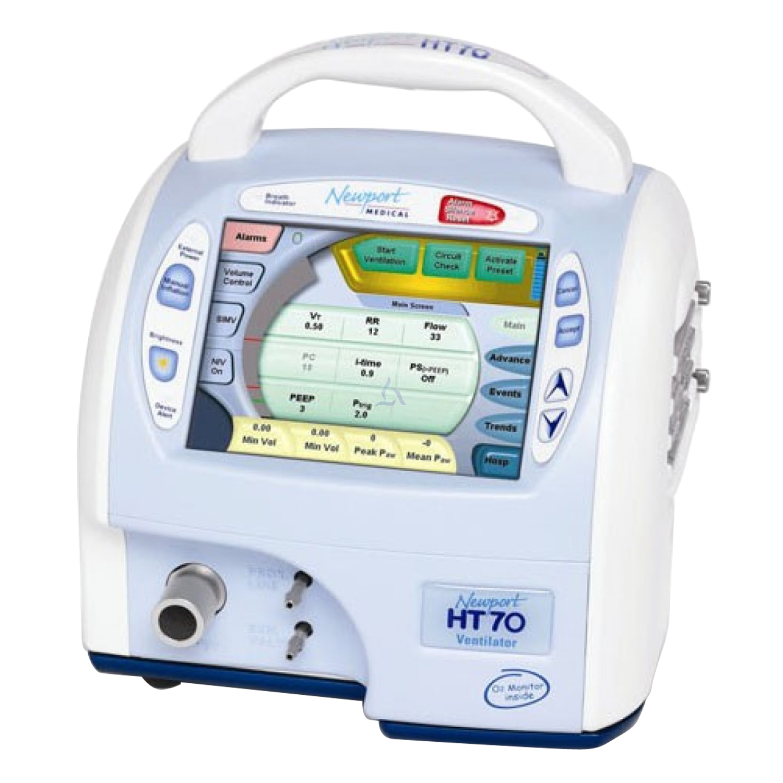Newport HT70 Respiratory Ventilator