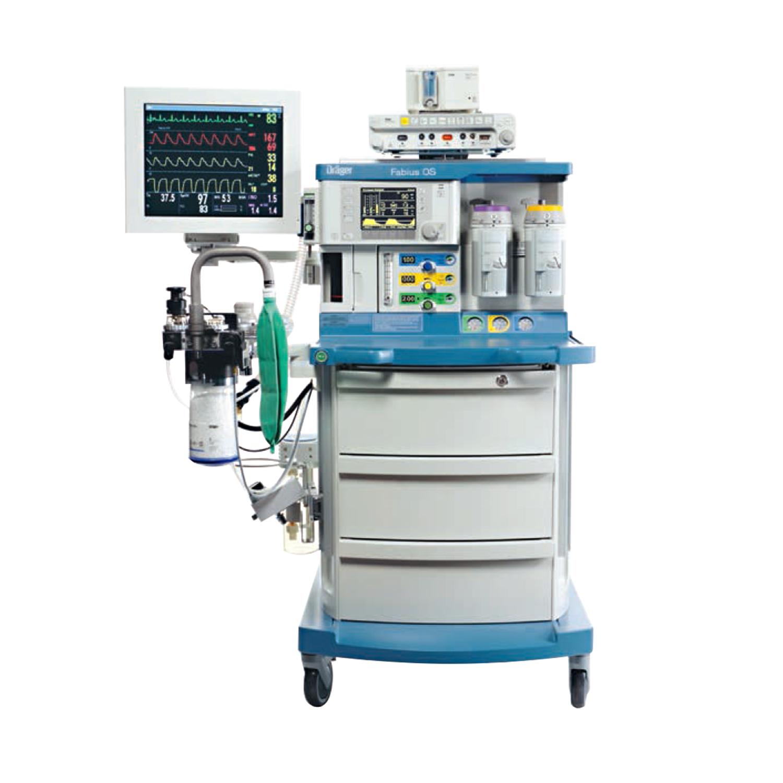 Dräger Fabius OS Anesthesia Machine