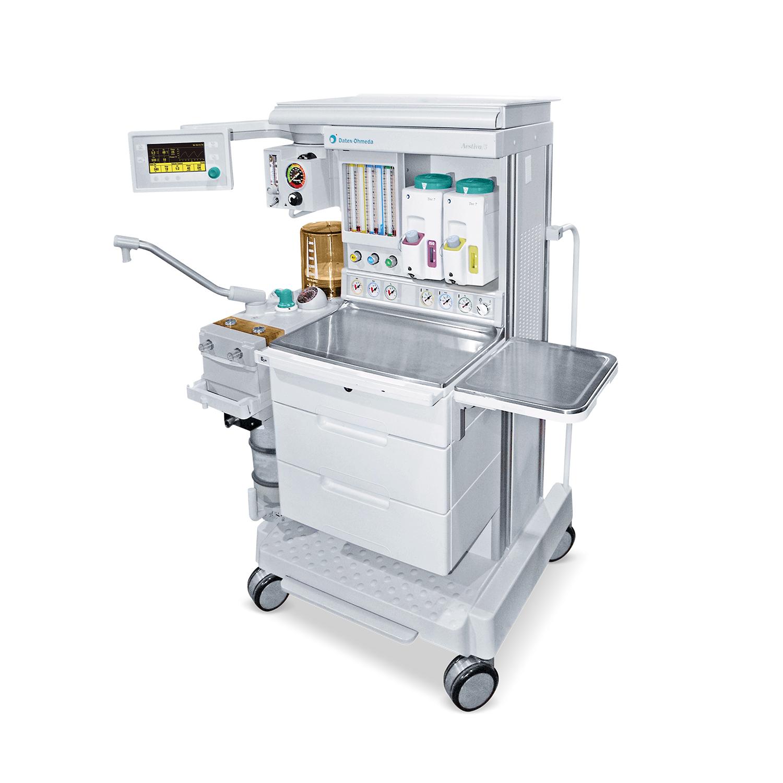 GE Aestiva 5 Anesthesia Machine - Datex Ohmeda