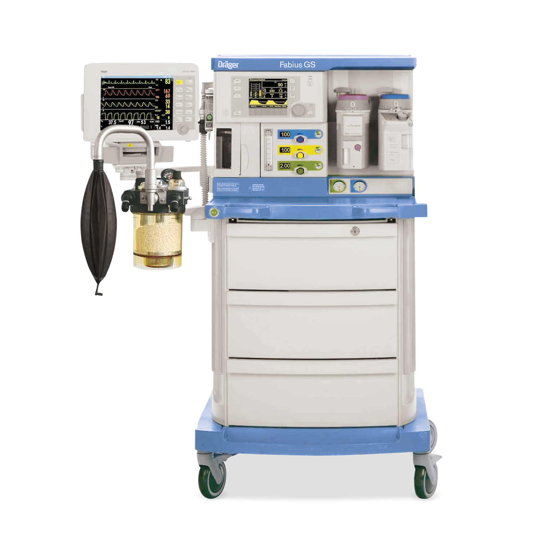 Drager Fabius® GS Anesthesia Machine