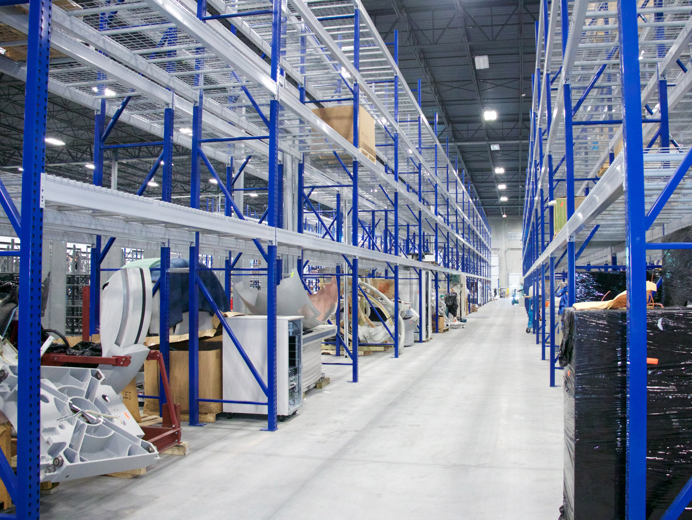 Avante Health Solutions NC warehouse 3