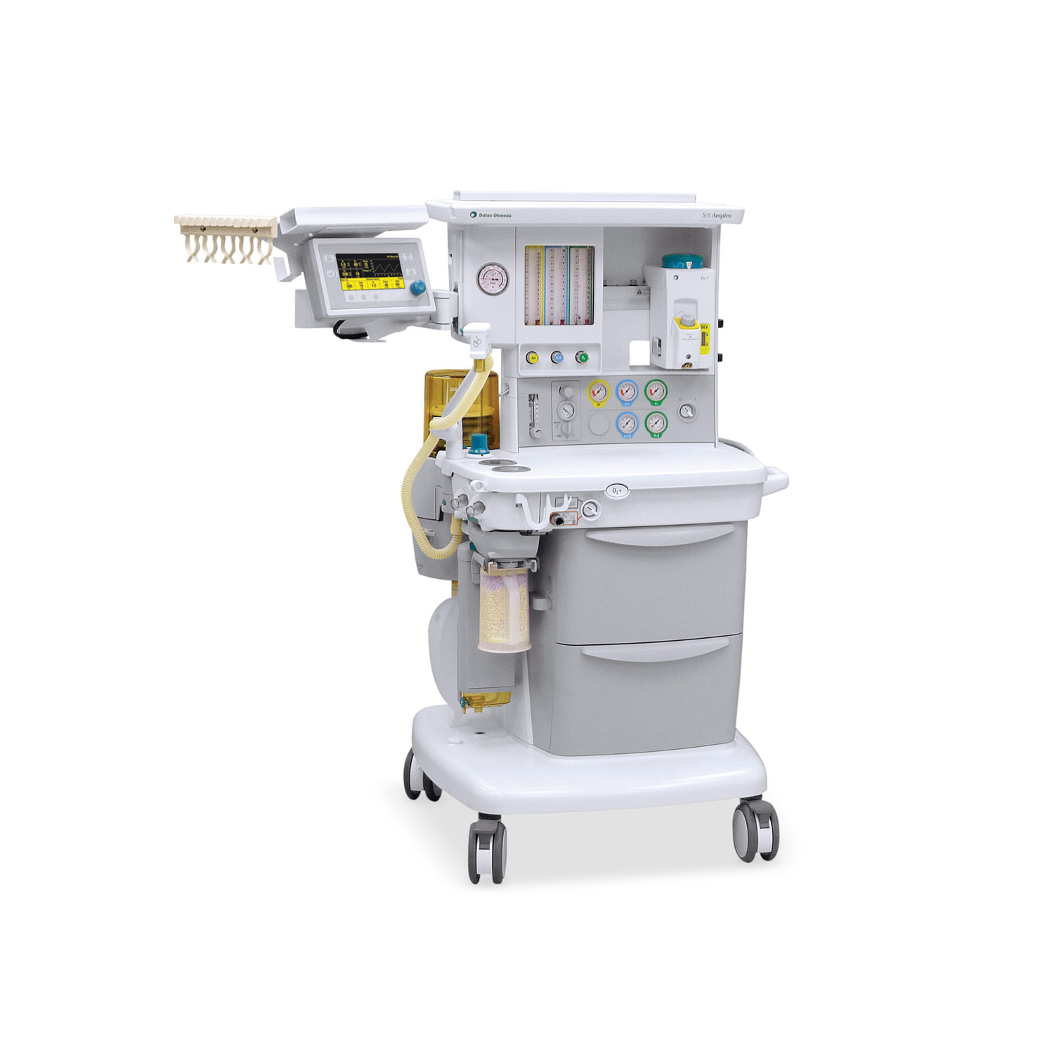 GE Aespire S5 Anesthesia Machine with 7900 Smartvent