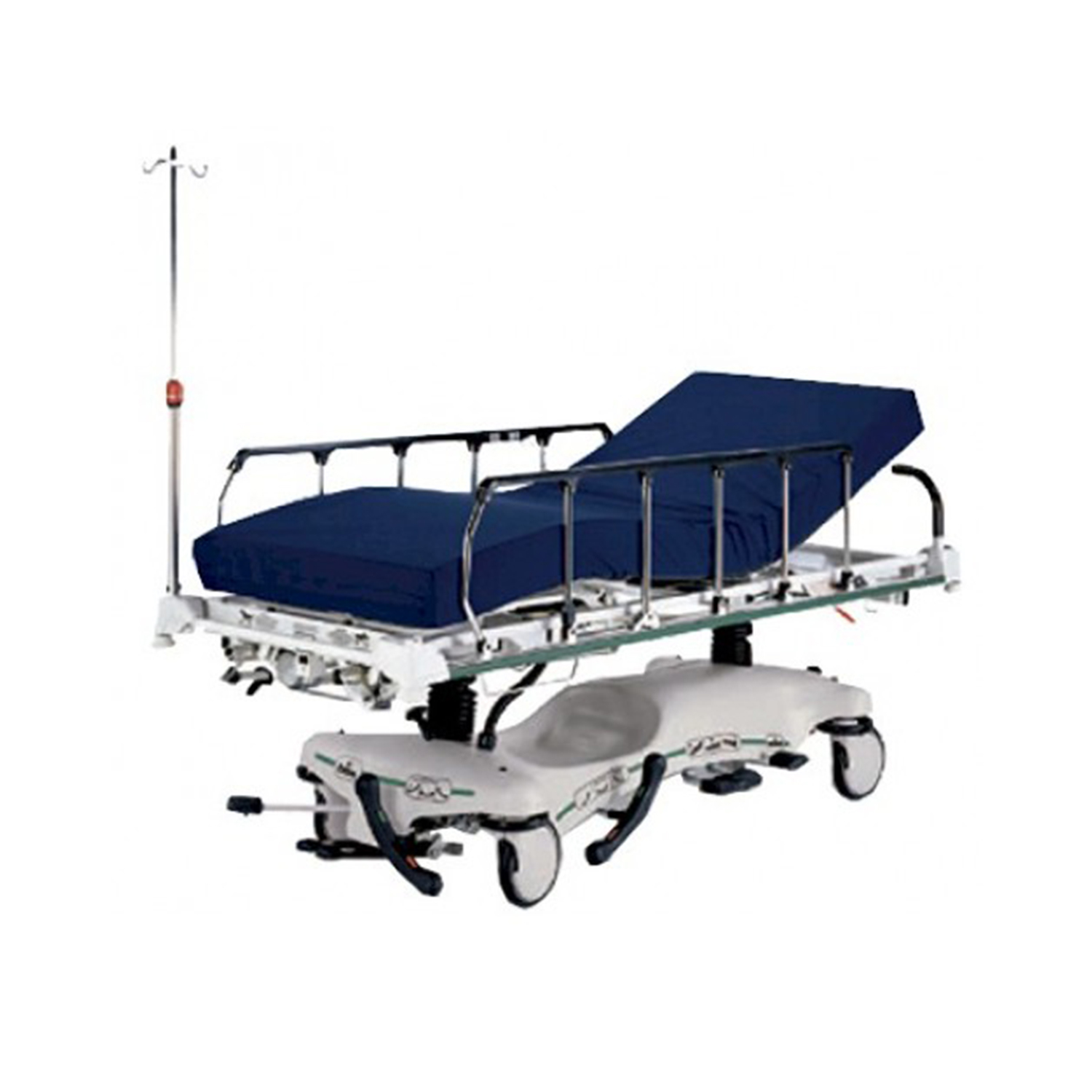 Stryker 1550 Stretcher with Electric Knee and Back