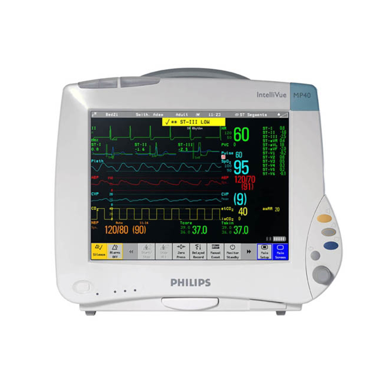 Philips Intellivue MP40 Patient Monitor