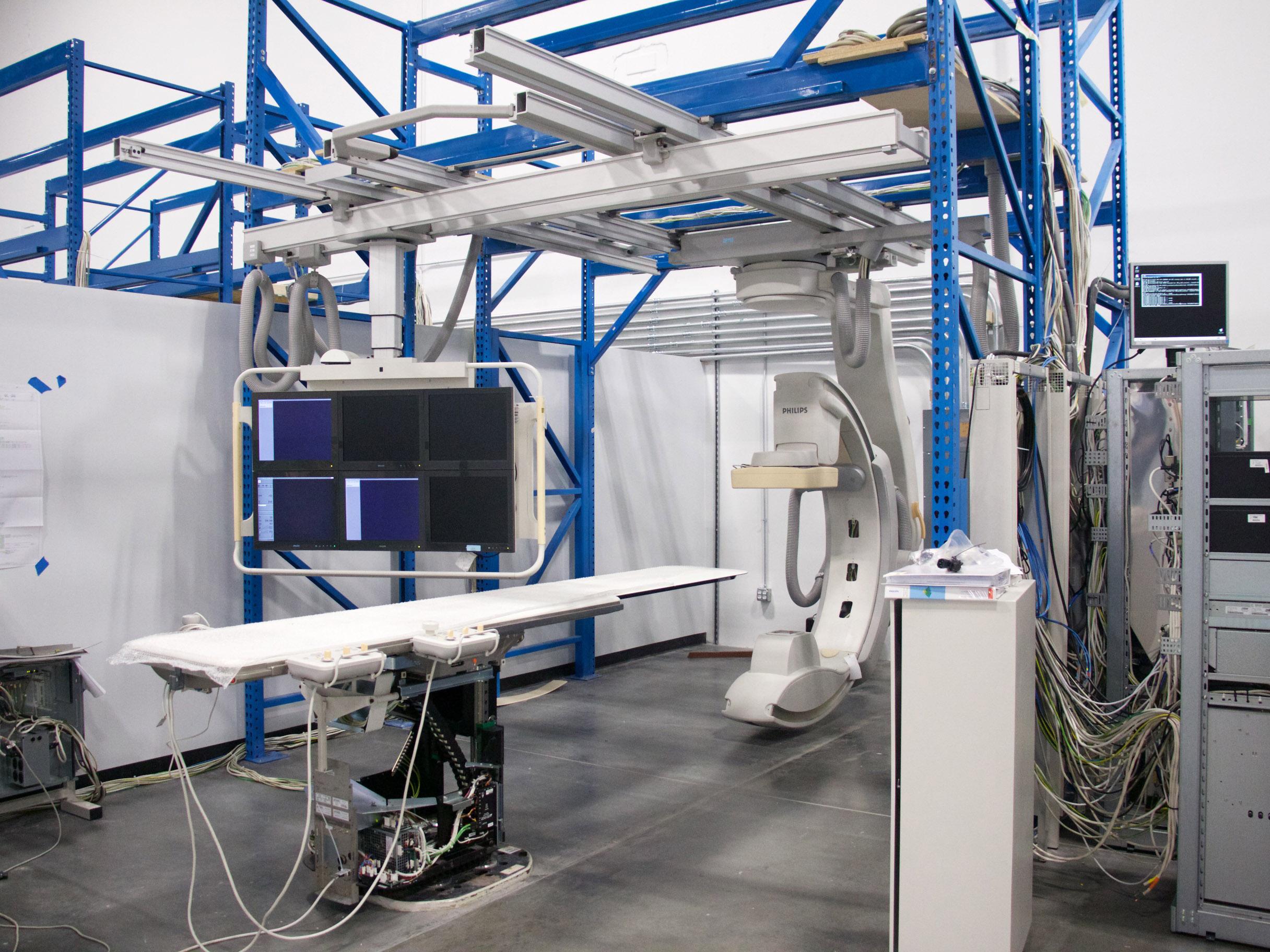 Avante Health Solutions NC bay 2