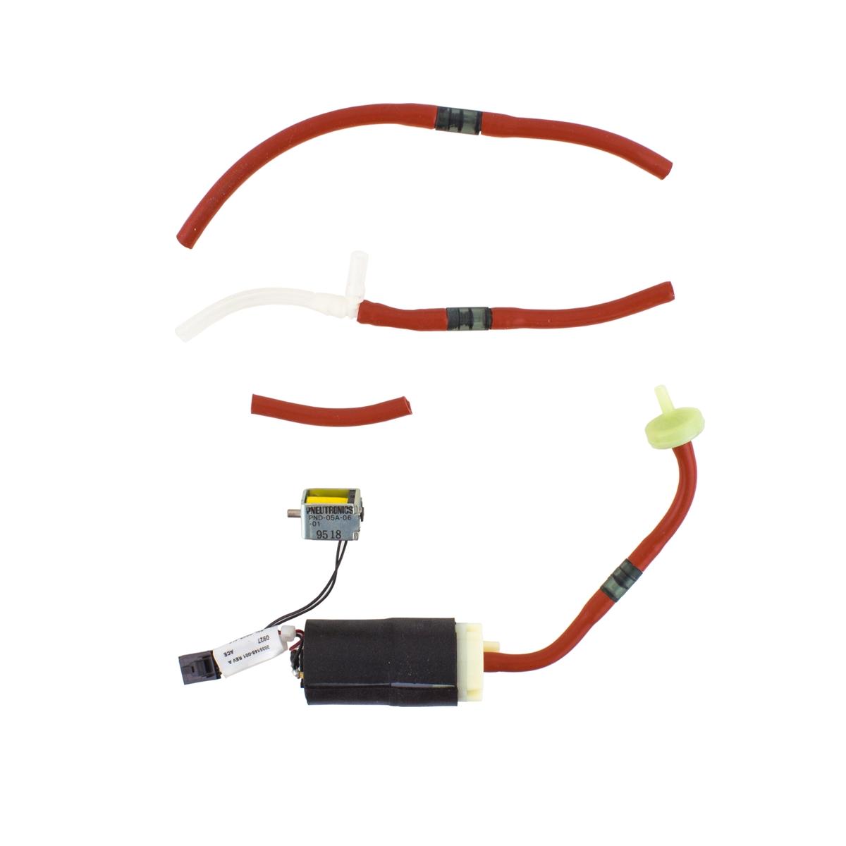 GE Carescape V100 Vital Signs Monitor Pneumatic SuperSTAT NiBP Kit Pump Valves Hose