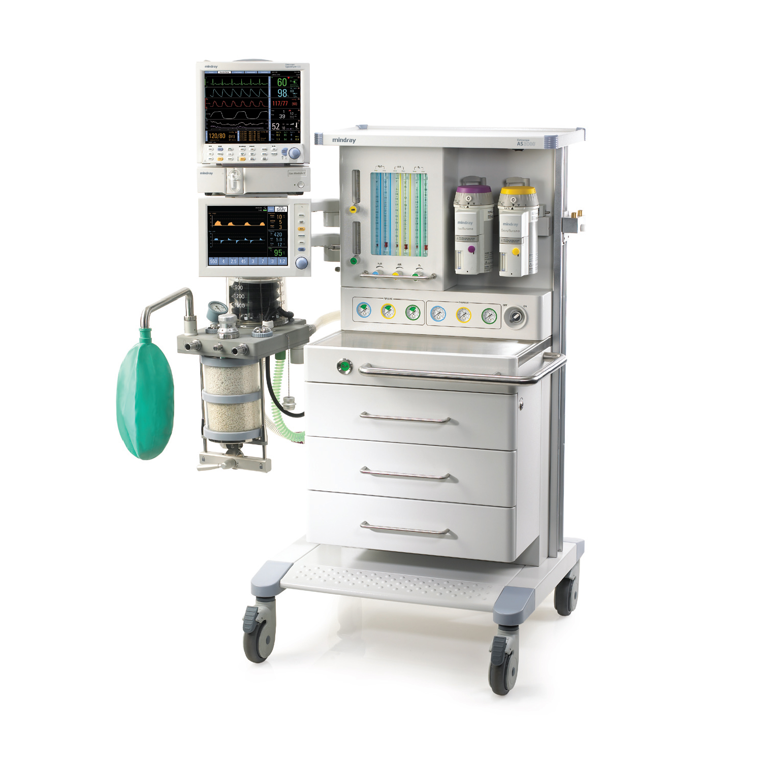 Mindray Datascope AS3000 Anesthesia Machine