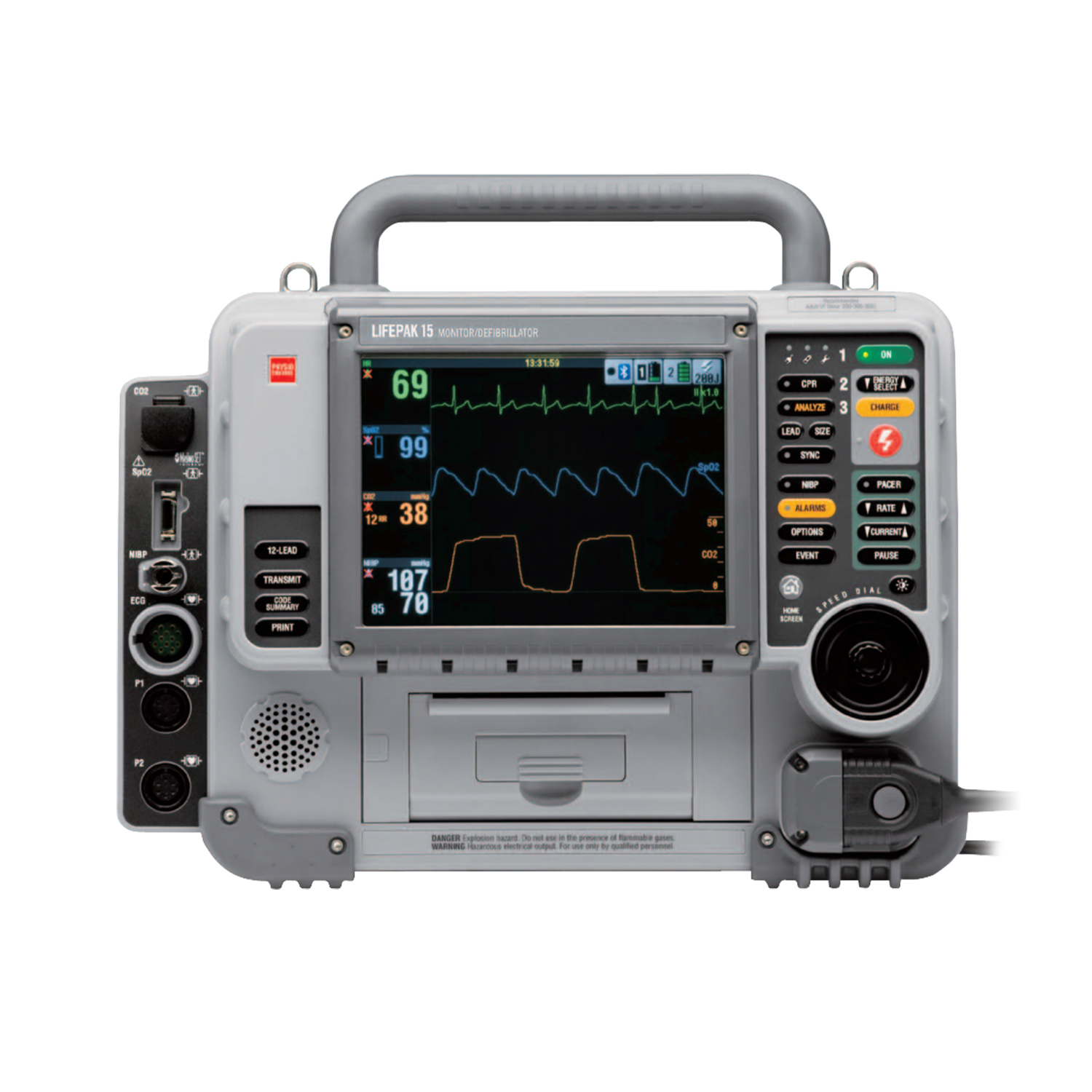 Lifepak 15 Defibrillator from Medtronic Physio-Control