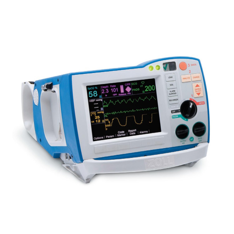 Zoll R Series Defibrillator / Monitor