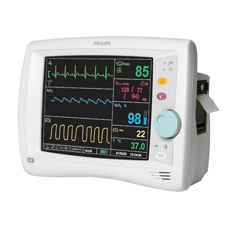 Philips C3 Patient Monitor