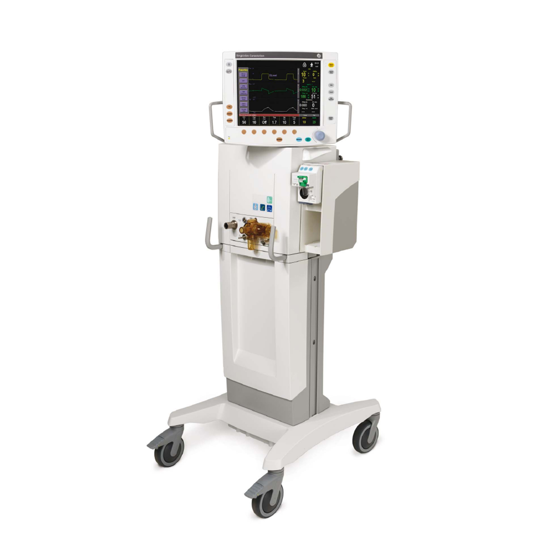 GE Engstrom Carestation Respiratory Ventilator