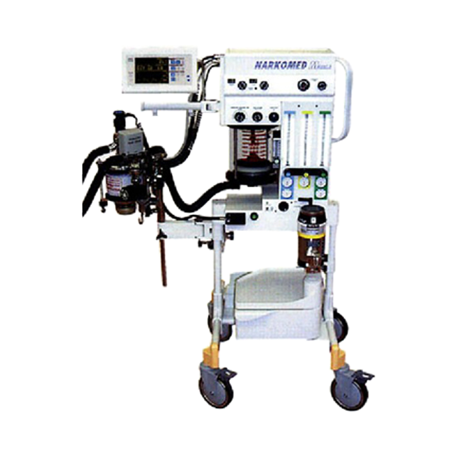Drager Narkomed M - Mobile Anesthesia Machine