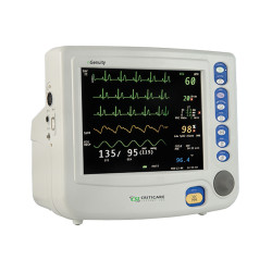 Criticare nGenuity 8100E Series Patient Monitor