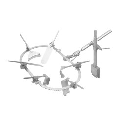 Table Mounting Components - Retractor Set