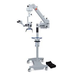 DRE Om2100 Ophthalmic Microscope (Automatic Fiber Optic)