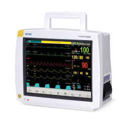 DRE Waveline Touch Patient Monitor with Touch-Screen