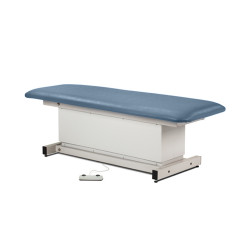 Clinton Shrouded Power Exam Table with One Piece Top - 81100