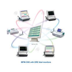 DRE Envoy F/M Central Fetal/Maternal Monitoring System