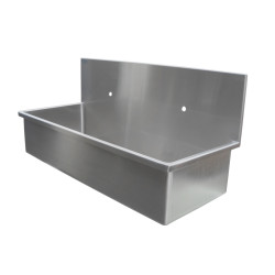 DRE Surgical Stainless Steel Scrub Sinks