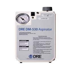 DRE DM-530 Portable Aspirator with Battery Backup
