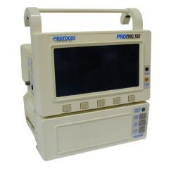 Protocol Propaq 102 Portable Vital Signs Monitor