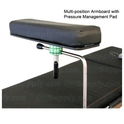 Birkova Armboard Assemblies for Surgical Tables