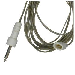 Conmed Reusable Plate Cord-Single Plug
