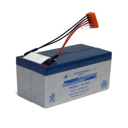 Lifepak 9 Compatible Defibrillator Battery