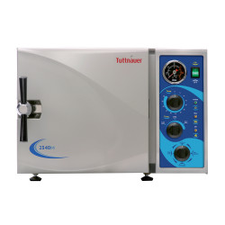 Tuttnauer 2540M Manual Autoclave (Sterilizer)