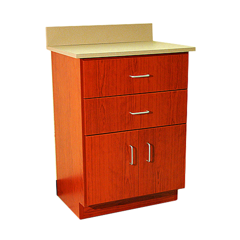 DRE Pro Cabinet Series: 2 Door, 2 Drawer Cabinet