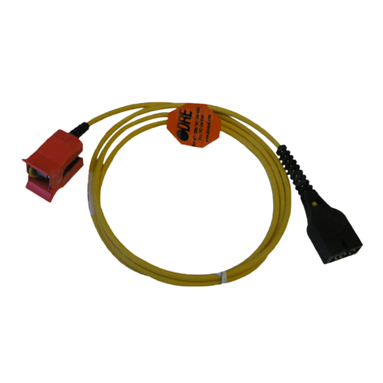 Nellcor Compatible SpO2 Pediatric Finger Probe - 7-pin connecto