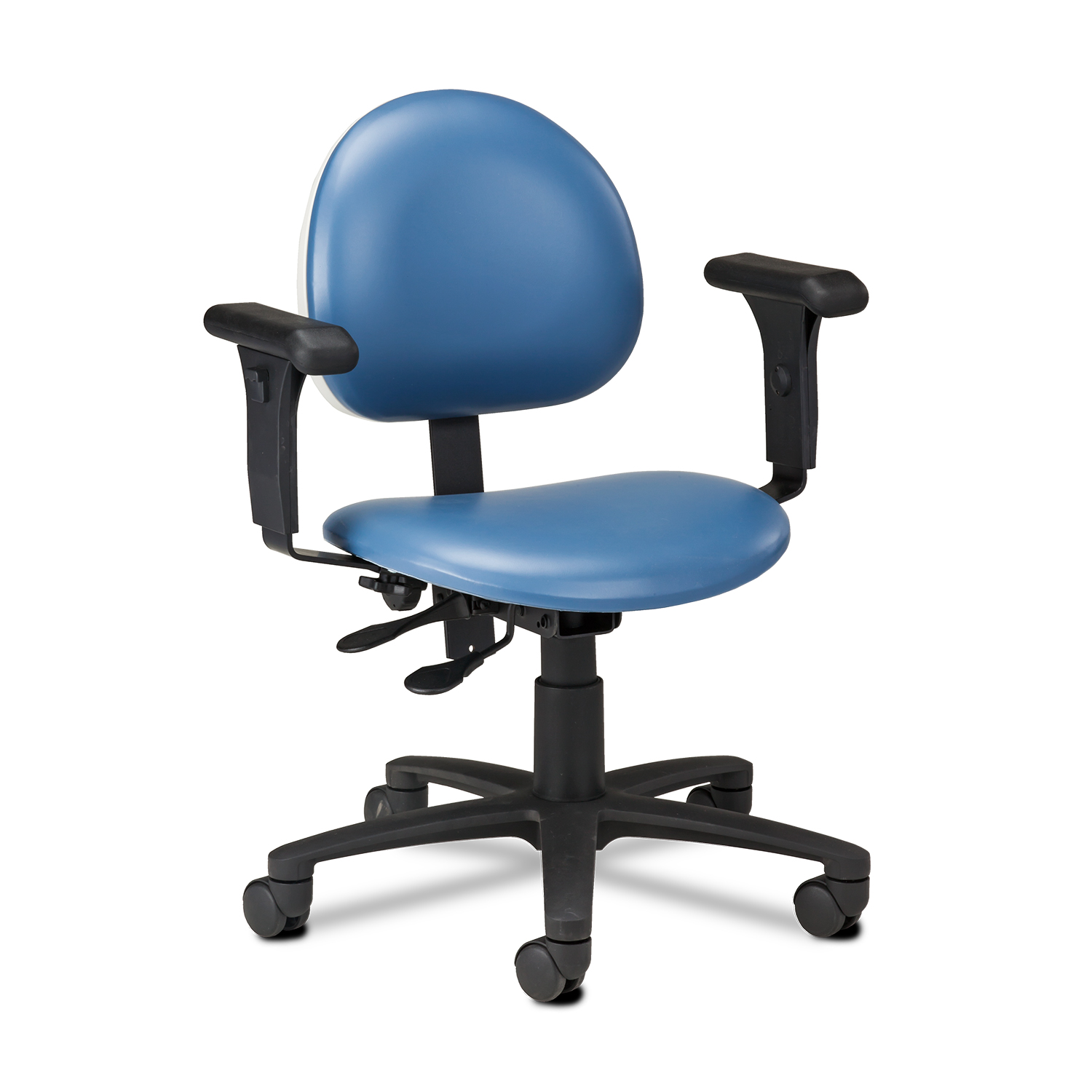 Clinton Ergonomic Designed Task Chair With Armrests